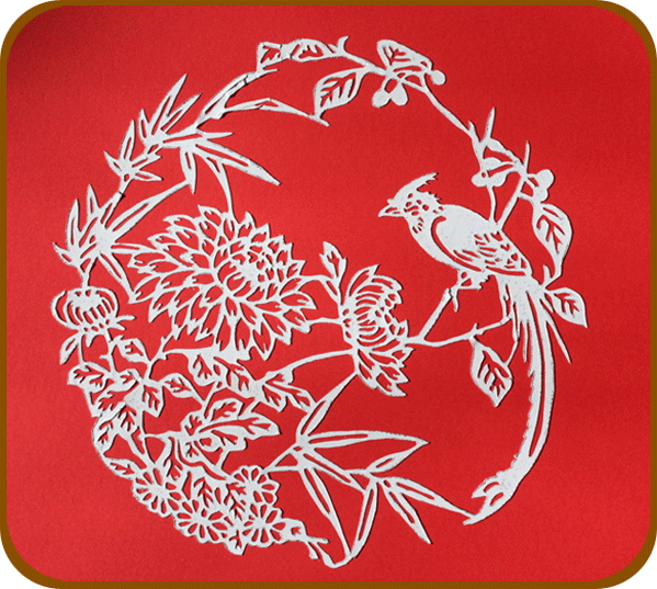 Chinese Paper Cut Out Templates