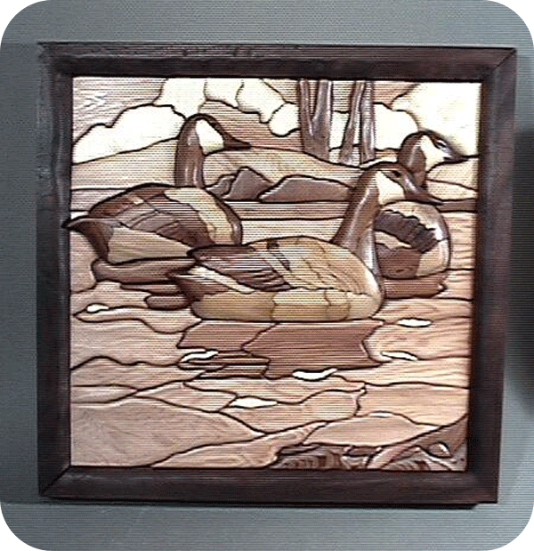 Mike Dunk S Scroll Saw Intarsia Gallery